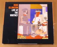 DUKE ELLINGTON LIVE AT THE WHITNEY - 1995 GRP RECORDS - OTTIMO CD [AE-012]