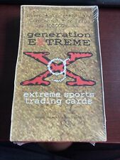 1994 GENERATION EXTREME Sports Cards Sealed Box possible Tony Hawk Rookie