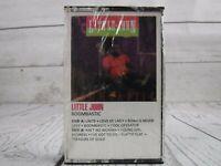 Vintage Cassette Tape LITTLE JOHN Boombastic (1990) NEW/SEALED