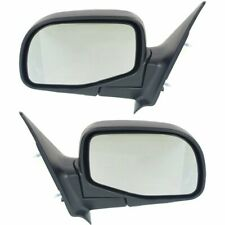 New Mirror Right Left for Ford Ranger 1996-05 FO1321165 FO1320165 Pickup 2-Door