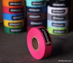 2 x Reels of Newbaum's Cotton Handlebar Tape