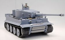 2.4GHZ RADIO CONTROL 1/16 GERMAN TIGER I R/C AIR SOFT BATTLE TANK w/SMOKE & SOUN