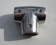 Té 90° Pour Tube de Diamètre 30mm inox 316 --SFS--