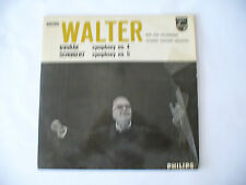 Dvorak Symphony no 4 Schubert Symphony No 5 Bruno Walter VINILE (29)