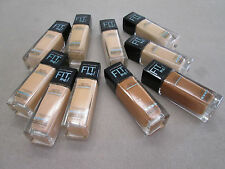 10 MAYBELLINE FIT ME FOUNDATION -ASSORTED COLORS- EXP: 3/18+     RR 19984