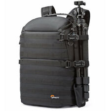 "Lowepro ProTactic 450 AW DSLR Camera Bag & 15""Laptop Tripod Flash Lens Backpack"