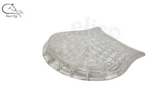 Rear Riser Non Slip Shock Absorbing Shaped Gel Pad Wedge FREE DELIVERY