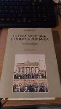 STORIA MODERNA E CONTEMPORANEA - IL NOVECENTO - P.VIOLA - VOLUME 4 - 2002
