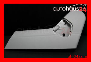 MERCEDES-BENZ W220 S-CLASS S500 S430 00-02 DRIVER SEAT LEFT SIDE TRIM COVER GRAY