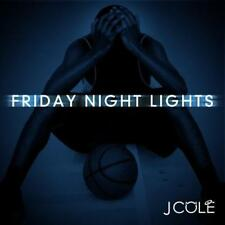 J. Cole - Friday Night Lights Mixtape CD Dreamville