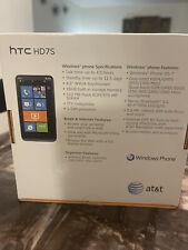 HTC HD 7S - 16GB - Black (AT&T) Smartphone