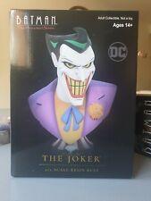 Joker Diamond Bust Batman The Animated Series