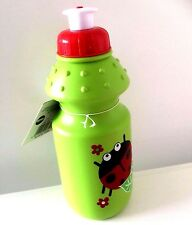 Bello Kids Sports Bottle paw action ,Ladybird And Butterfly Water  Bottle 300ml