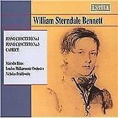 William Sterndale Bennett - Bennett: Piano Concertos Nos. 1 & 3; Caprice (2006)