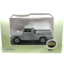 Articoli di modellismo statico grigio per Land Rover, scala 1:43
