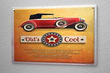 Tin Sign Garage Oldtimer Cool Gas Stations Vintage