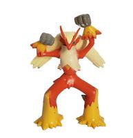 "Pokemon Monster Blaziken Braségali Lohgock Action Figures Toy 3"" Gift"