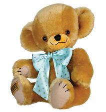 "Merrythought Traditional Cheeky teddy bear classic mohair - 25cm / 10"" - GT10TC"