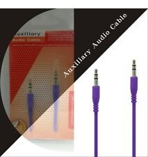 3.5 mm Stereo Aux Audio Extension Cable For BlackBerry Pearl 8110 8120 8130