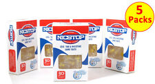 NICSTOP Cigarette Filters Tips 5 Packs (150 Filters) Tar Nicotine Filters