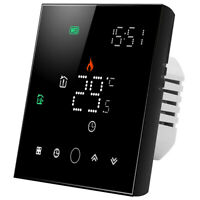 Wifi Digital LCD Thermostat Raumthermostat Fußbodenheizung Touchscreen 95-240V