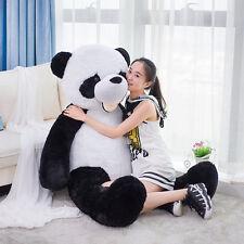 53'' Giant Hung Big soft Chinese Panda Plush soft Toys doll Stuffed Animals gift