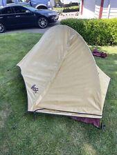 Bill Moss Solet 1 Model Vintage Single Hoop Vintage Tent w/ Fly Super Light