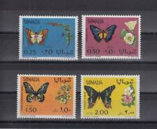 TIMBRE STAMP 4 SOMALIE Y&T#113-16 PAPILLON BUTTERFLY NEUF**/MNH-MINT 1970 ~B46