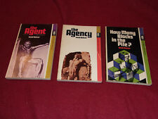 Agency, Agent, How Many Blocks in the Pile? by David Meltzer (1968) Essex House