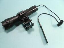 Tactical CREE XM-L T6 Flashlight 1-mode Torch Hunting Kit 501B_02