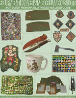 Boy Scout Prices Realized Guide Equipment, Knives & Miscellaneous Lots + Bonus
