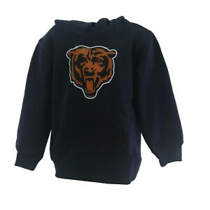 Chicago Bears Official NFL Infant Toddler Size Athletic Sweatshirt New Tags