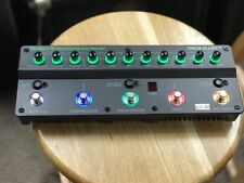 Trace Elliot Transit-B Bass Pre-amp & Effects Pedal, NEW