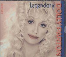 Legendary - Dolly Parton 3cd