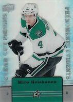 1x - 2019-20 Upper Deck Tim Hortons Clear Cut Phenoms Miro Heiskanen #CC11
