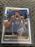 2020-21 Donruss NBA Basketball - James Wiseman RATED ROOKIE #226 - Warriors