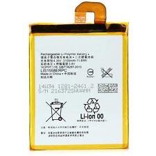 100% Véritable batterie de rechange pour Sony Xperia Z3 D6603 D6643 D6646 D6653