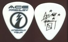 ACE FREHLEY 2009 Anomaly Tour Guitar Pick!!! Ace's custom concert stage KISS
