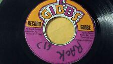 "Big Youth - Chucky no Lucky Killer/Reggae 45"" on Joe Gibbs"