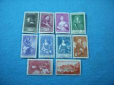 1939 Monaco Stamp Set #B26-35 $250