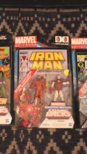 Marvel Universe Greatest Battles 2pk Iron Man (Silver Centurion) vs the Mandarin