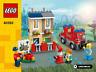 LEGO LEGOLAND Fire Academy 40393