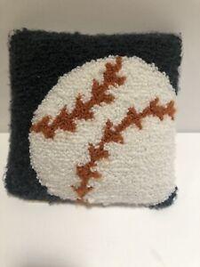 Pottery Barn Teen - Baseball pillow