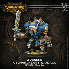 Warmachine: Cygnar Avenger/Centurion/Hammersmith Heavy Warjack PIP 31074 NEW
