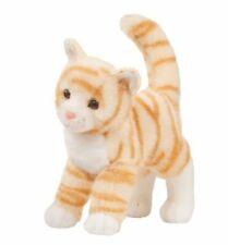 Douglas Tiffy ORANGE TABBY Plush Toy Stuffed Animal NEW