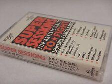 Super Session: Top Artists Unite to Fight Lukemia Cancer & Aids, Vol. 1 Cassette