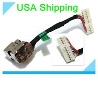 Original DC IN power jack cable harness for HP Envy M4-1000 M4-1015dx M4-1115dx