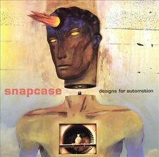 Designs for Automotion [ECD] by Snapcase (CD, Jan-2000, Victory Records (USA))