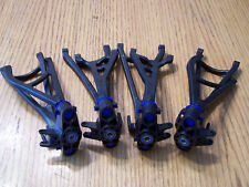 Traxxas 5309 3.3 Revo Front & Rear Suspension A-Arms Knuckles Bearings Carriers