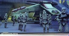 STAR WARS, REVENGE OF THE SITH, TOPPS 2015 WIDEVISION 3D, CARD # 14, THE MISSION